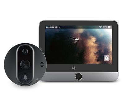 Видеоглазок Wi-Fi R-27-EQS ROKA, фото 2