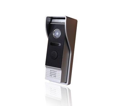 Вызывная IP панель домофона R-777(Silver) ROKA, фото 1